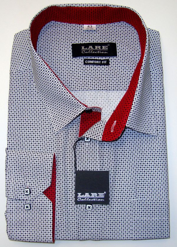LARE Collection - značková pánská konfekce a pánské košile 91cee3e696